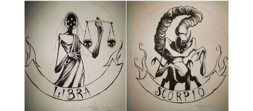 Shawn Cross é conhecido na internet também por criar ilustrações desse tipo