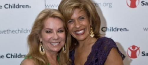 'Today's' Kathie Lee Gifford and Hoda Kotb. [Image Credit: Wikimedia Commons]