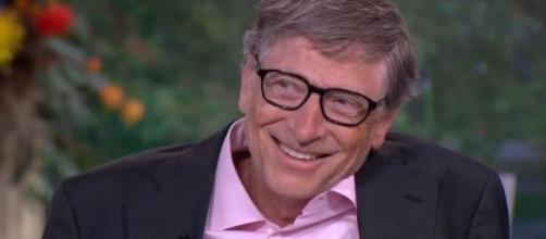 Top 4 wealthiest men in America. [Image - This Morning/YouTube]