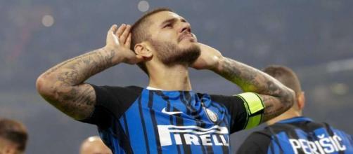 Tripleta de Icardi carga al Inter en derbi milanés - San Francisco ... - sfchronicle.com