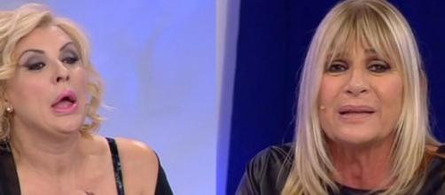 Uomini e Donne Over: Gemma Galgani vs Tina Cipollari
