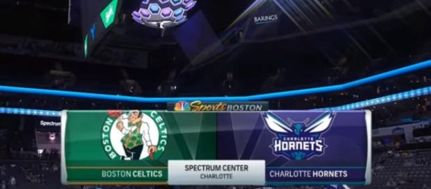 Boston Celtics vs Charlotte Hornets - NBA Preseason game [Image Credit: NBA Conference/YouTube]