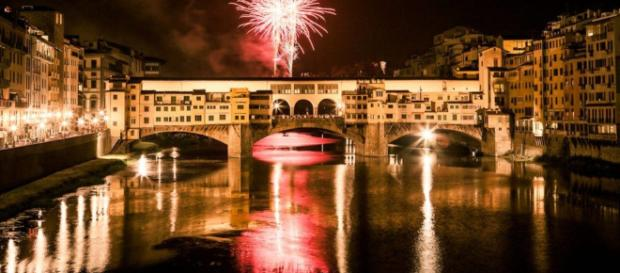 Capodanno, i festeggiamenti a Firenze (foto - ilguelfobianco.it)