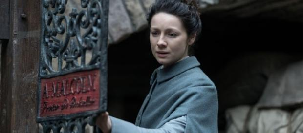 Claire reunites with Jamie soon on 'Outlander' [Image via Starz Media Room]