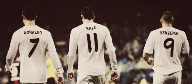Dos goles es el balance goleador de la 'BBC' en 7 partidos ligueros
