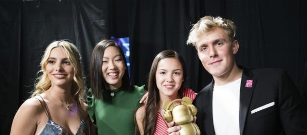 Jake Paul at an awards show [Image via Disney ABC Television/Flickr]