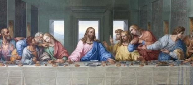 Leonardo da Vinci, das letzte Abendmahl