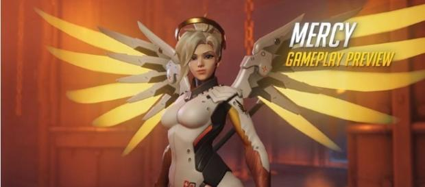 Mercy has been updated again on 'Overwatch' PTR [Image Credit: PlayOverwatch/YouTube]