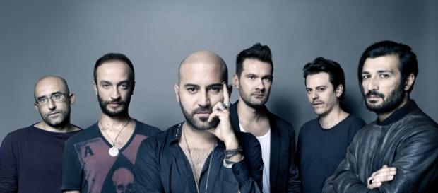 Negramaro, una recente immagine della band