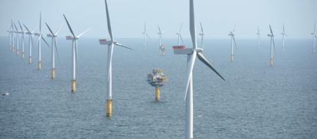 Offshore wind slashes United Kingdom cost reduction goals ... now ... - newburghgazette.com