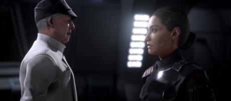 Star Wars Battlefront 2 - Single Player Story Scene | PS4 - YouTube/PlayStation