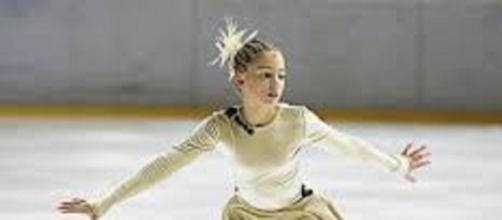 A figure skater/ Photo courtesy of Pixabay