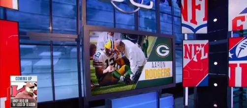 Aaron Rodgers Season Ending Injury Discussion | NFL Week 6 Oct 15, 2017 Image - NFL Zone | YouTube