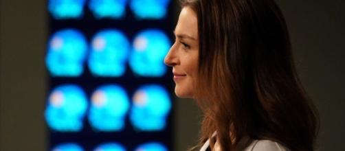 Amelia from 'Grey's Anatomy' screnshot