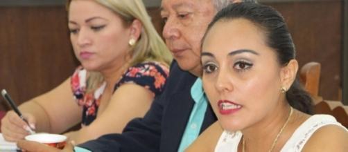 Berenice Sosa ha demostrado su total apoyo a la clase trabajadora.