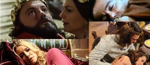 Cada personagem faz a sua escolha na novela 'O Rico e Lázaro'