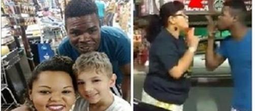 Casal negro é acusado de sequestro por andar com criança branca