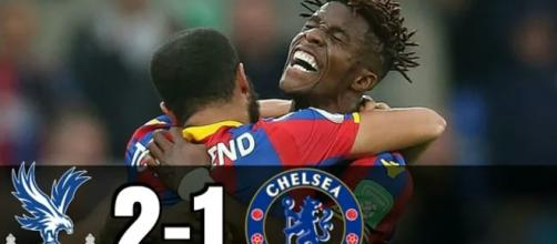 Chelsea drops three points in a defeat against Crystal Palace [image Credit: IndobolaTv/YouTube]