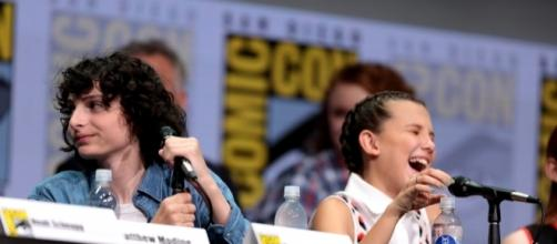 Finn Wolfhard at the San Diego Comic Con. [Image Credits: Gage Skidmore/Flickr]
