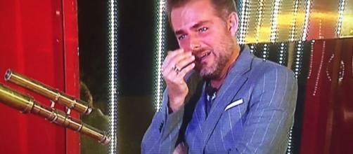Grande Fratello Vip 2, le lacrime di Daniele Bossari con la figlia ... - kataweb.it