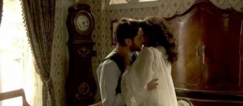 Il Segreto, anticipazioni spagnole: Hernando tradisce Camila.
