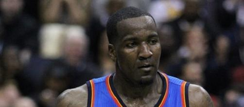In 781 career games, Kendrick Perkins averaged 5.4 points, 5.8 boards and 1.2 blocks -- Keith Allison via WikiCommons