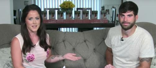 Jenelle Evans and David Eason [Image by LiveSigning/Youtube]