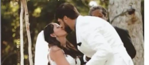 Jenelle Evans and David Eason [Image by TheFame/YouTube]