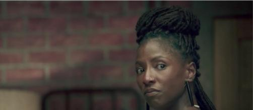 "Nova on ""Queen Sugar'; [Image Credit: OWN's/YouTube]"