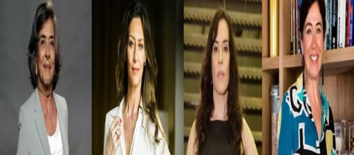 Personagens da novela de Glória Perez