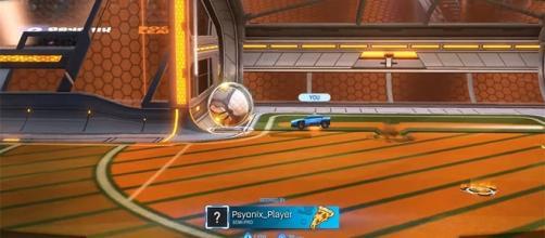 "Psyonix will celebrate Halloween in ""Rocket League"" beginning Monday. (Rocket League/YouTube)"