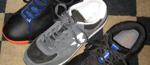 Shoes are serious business. Image via YoungAmerican/Wikimedia Commons