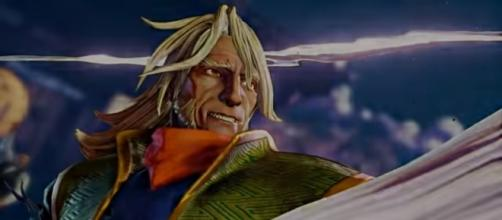 Street Fighter V: Zeku Reveal Trailer - YouTube/Street Fighter