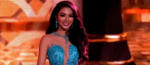 Thailand during Miss Grand International 2016, Image Credit: Believe/YouTube