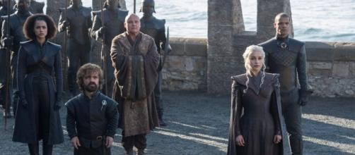 The cast of 'Game of Thrones' will not get scripts for season 8. ~ GameOfThrones/Facebook