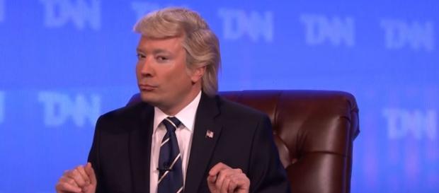"""Jimmy Fallon moderiert täglich die """"The Tonight Show"""" auf NBC / Foto: vanityfair.com"""