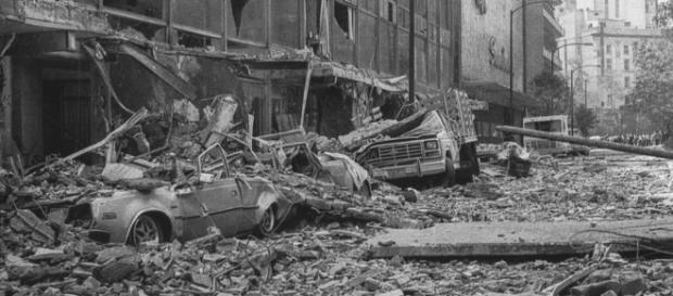 Música y Temblor: A 31 años del Terremoto de 1985. - yaconic.com