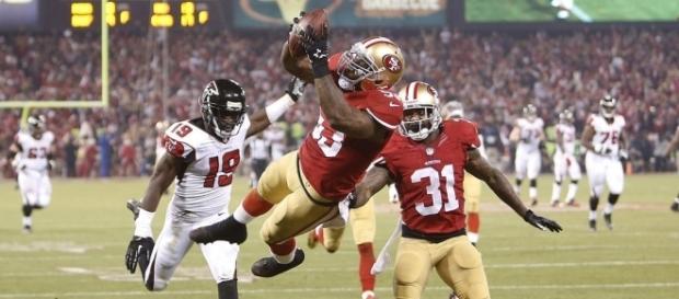 navorro bowman pick six | San Francisco 49ers linebacker NaV… | Flickr - flickr.com