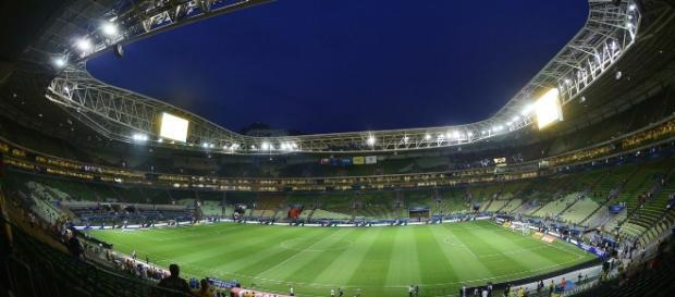 Palmeiras terá que fazer alguns jogos fora de seu campo