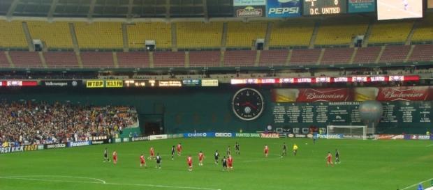 RFK Stadium (Photo Credit: MLS/Wikimedia Commons)