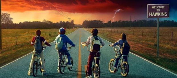 Stranger Things season 2 is bound to be one big adventure. [Image Credit: Stranger Things/Twitter]