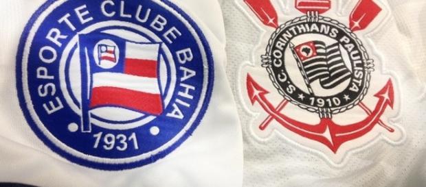 Veja onde assistir Bahia x Corinthians