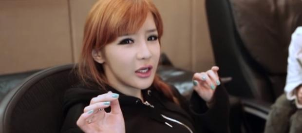 YG ON AIR Bom - 'Don't Cry' Live Session (Image Credit: 2NE1/YouTube)