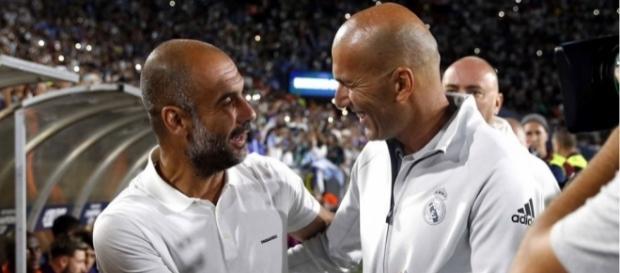 Zidane ha superado con el Real Madrid el récord de victorias consecutivas a domicilio que tenía el Barça de Guardiola