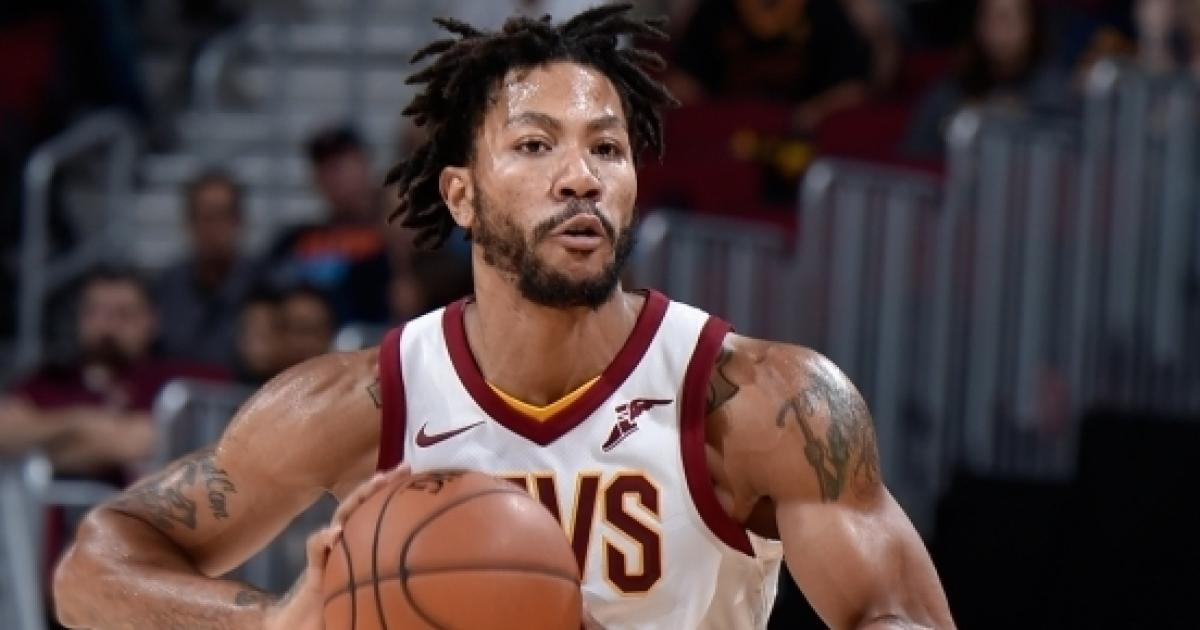 c91a09d7e07 Channing Frye shares his amazement over Derrick Rose