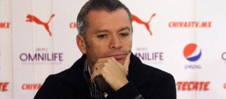Higuera manda mensaje a americanistas y a periodista | Estadio ... - estadiodeportes.mx