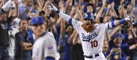 Los Dodgers están a 2 victorias de regresar a la Serie Mundial desde 1988. True Blue LA.com.