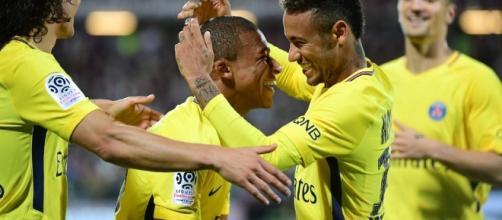 Foot PSG - PSG : Mbappé : « Je voulais jouer avec des grands ... - foot01.com