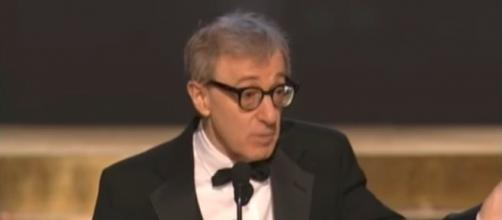 Woody Allen [Image via Oscars/YouTube screencap]