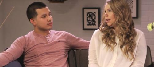 Javi Marroquin and Kailyn Lowry [Image by YouTube/MTV]